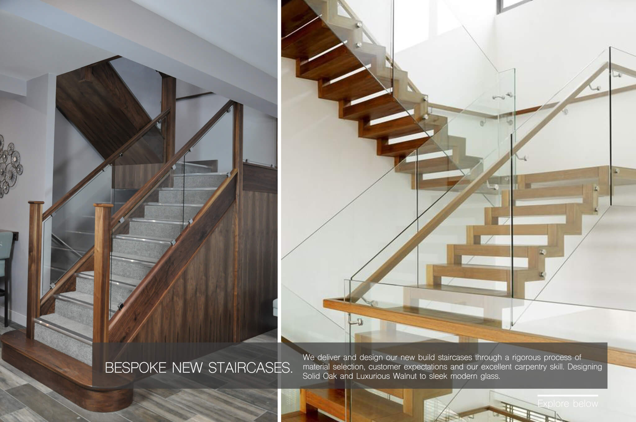 New Staircase Designs Staircase Design Manchester